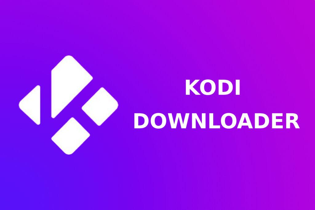 how to install kodi downloader app