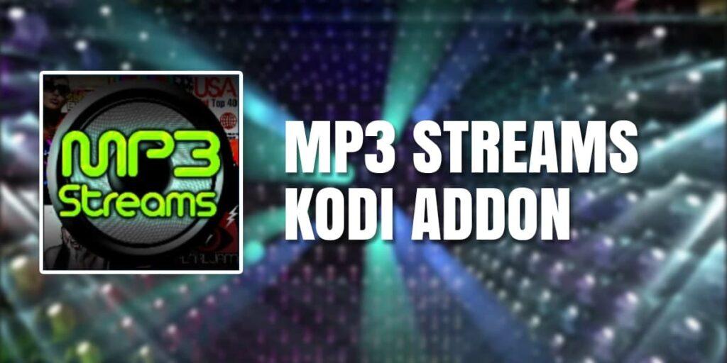 How To Mp3 Streams Kodi Add On